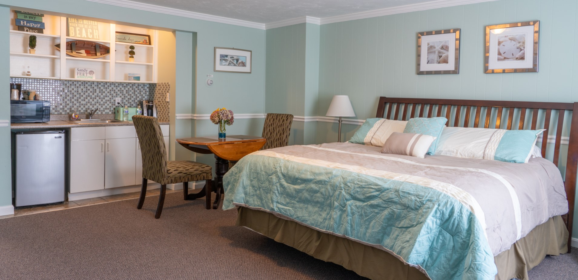 nantasket beach hotel - king beds