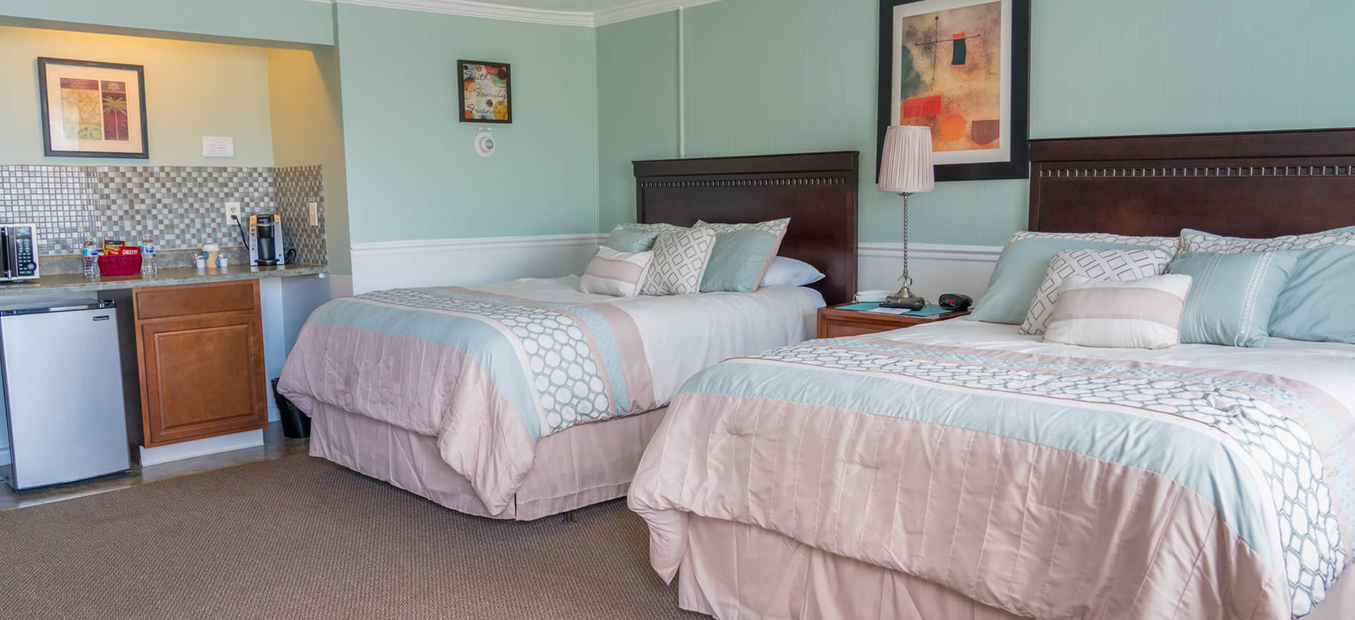 nantasket beach hotel - double beds