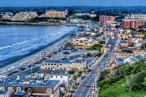 nantasket beach hull ma town