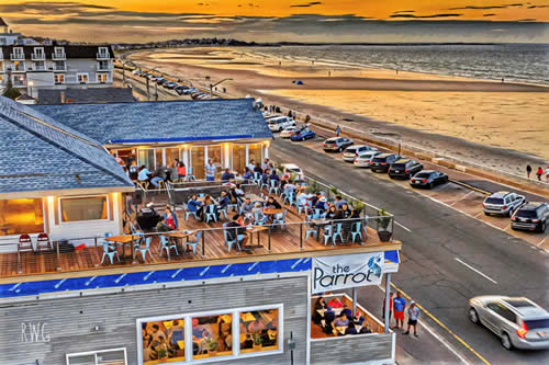 nantasket beach hull ma ocean view restaurant