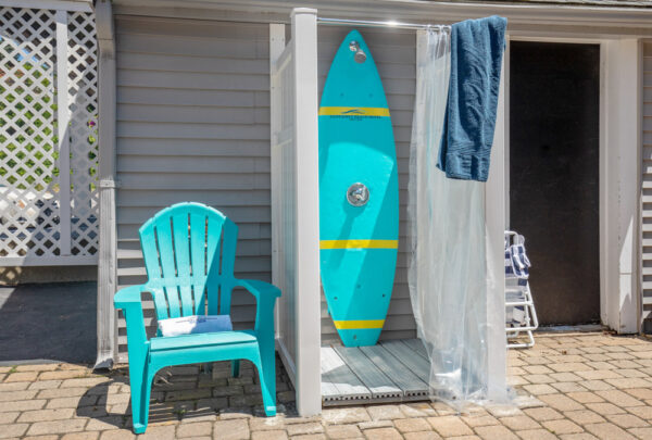nantasket beach hotel surfboard shower